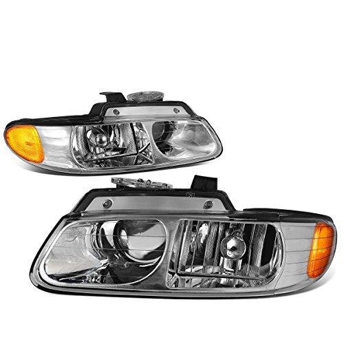 Compare Price: 99 Dodge Grand Caravan Headlight