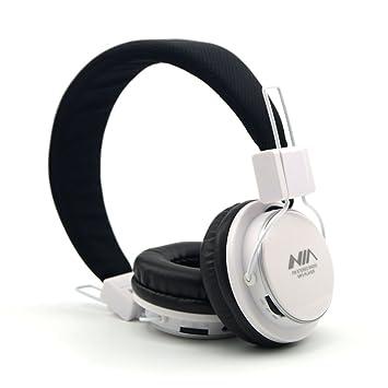 Amazon.com: GranVela® A809 estéreo ligero plegable ...