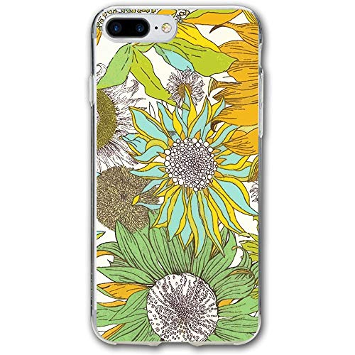 Liberty of London Fabric Resistant Cover Case Compatible iPhone 7 Plus iPhone 6 Plus 5.5IN