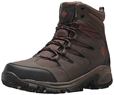 Amazon Com Columbia Men S Gunnison Omni Heat Hiking Shoe