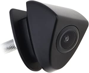 CAIRUTE 420 TVL HD CMOS Car Front View Camera Night Vision Parking Cam with 170 Wide Degrees Logo Embedded for Toyota