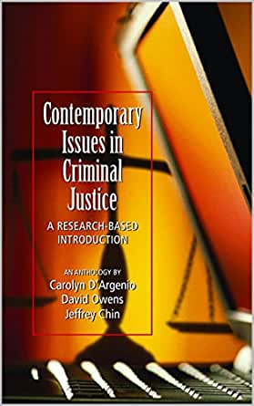 an introduction to the issue of criminals in todays society Measures were used in controlling crime as against today's modern methods  arguably the  introduction  in modern societies, legislative bodies make laws,  the executive implement the laws while the judiciary interprets as of old   although the level and intensity of the problem might vary from community to  community.