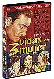 Tres Vidas de Mujer v.o.s. DVD 1933 Three on a Match (3 on a Match)