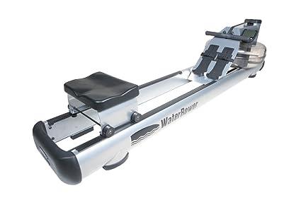 WaterRower M1 LoRise Rowing Machine with S4 Monitor
