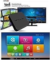 Docooler Smart TV Box Android 6.0 RK3229 Quad Core 32bit 1GB / 8GB UHD 4K Mini PC WiFi Miracast DLNA Intelligent Smart Player EU Enchufe: Amazon.es: Electrónica