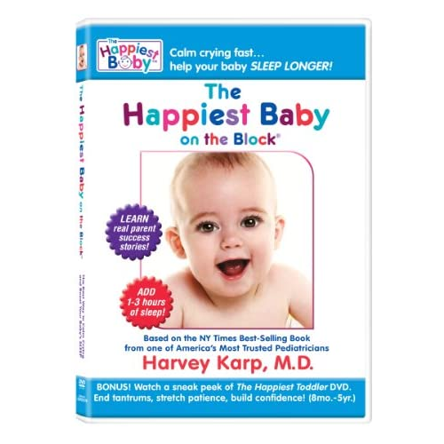 The Happiest Baby on the Block The New Way to Calm Crying and Help Your Baby Sleep Longer