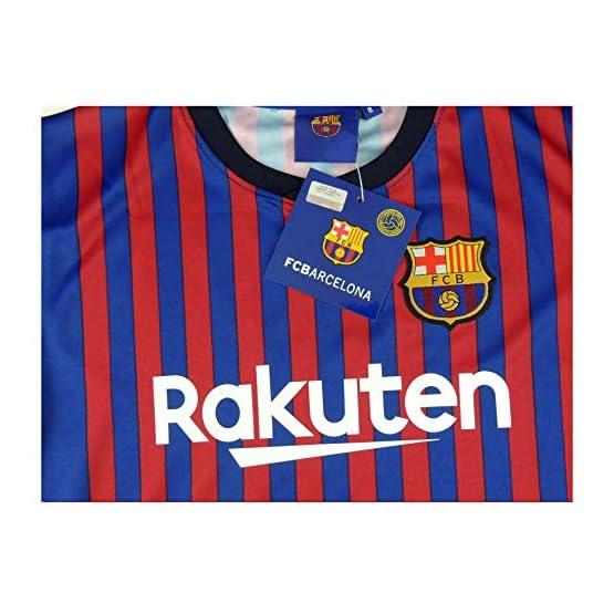 F.C. Barcelona BARÇA Box 1ª Equip 2018-2019 Messi T-04