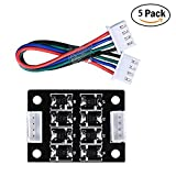 TL Smoother Addon Module for Pattern Elimination Motor Clipping Filter 3D Printer Stepper Motor Drivers (5 PCS)