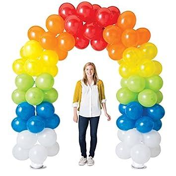 Big balloon arch kit for wedding birthday decoration amazon big balloon arch kit for wedding birthday decoration junglespirit Gallery