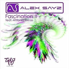 Alex Sayz Feat. Antonia Lucas - Fascination