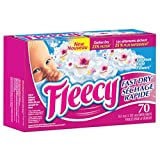 Fleecy Fabulous Field Flowers Fast Dry Sheets,70 Count