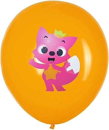 Qinlee 100 Pieces Ballon Anniversaire Ballon De Baudruche Mariage
