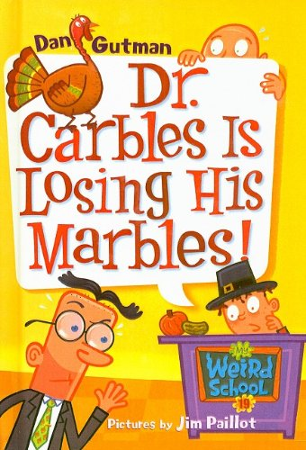 Dr. Carbles Is Losing His Marbles! (My Weird - Losing His Marbles