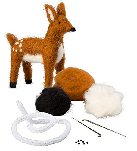 Which is the best felting kit fawn?