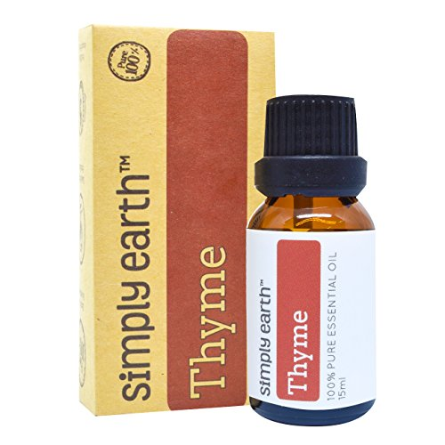 Thyme-Essential-Oil-by-Simply-Earth-15-ml-100-Pure-Therapeutic-Grade