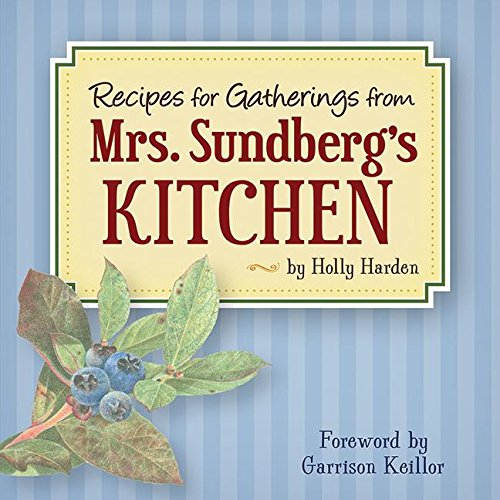 Recipes for Gatherings from Mrs. Sundberg's