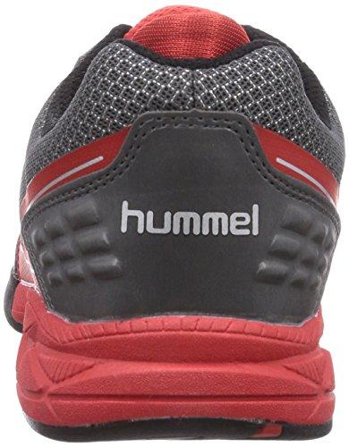 Unisex de para CELESTIAL Zapatillas Sintético Magnet Material Deportivas Interior Grau 1025 Gris HUMMEL hummel fqwzpB1x