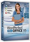 WordPerfect Office X5 Home and Student [Old Version]
