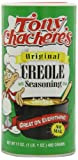 Tony Chachere Original Creole Seasoning (boil Pack), 51-Ounce Packages (Pack of 4)