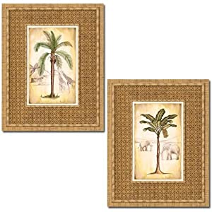 51g8BIVBQGL._SS300_ Best Palm Tree Wall Art and Palm Tree Wall Decor For 2020