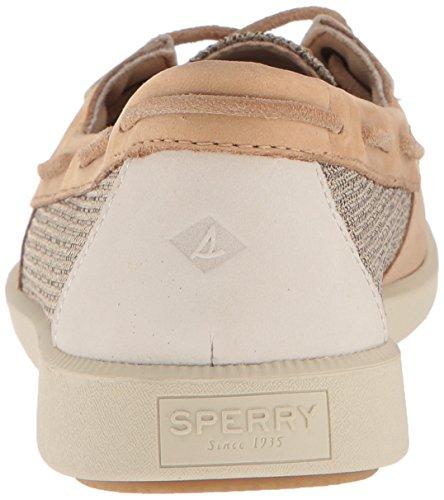 Women's Linen Sperry Boat Oasis Oat Loft Shoes Awdd0qX