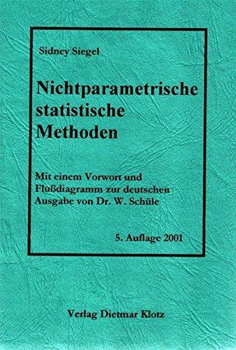 Nichtparametrische statistische Methoden
