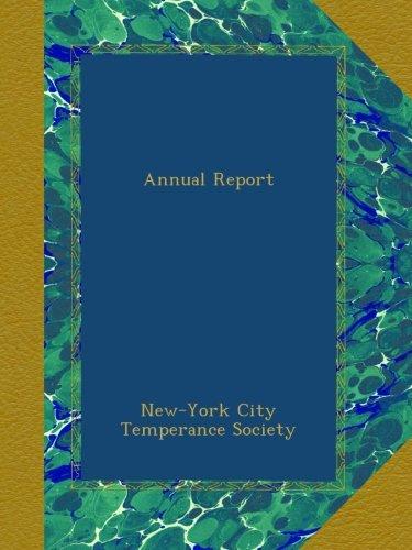 Annual Report ebook