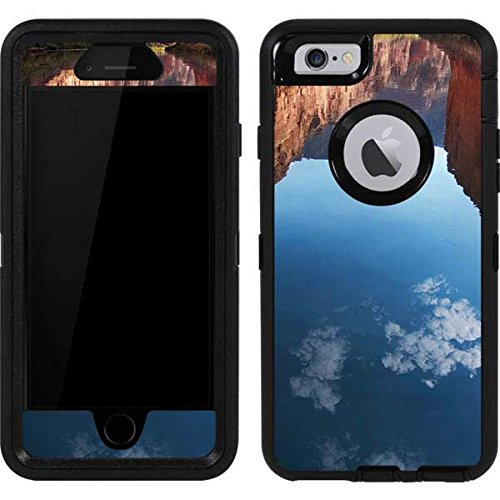 (Nature OtterBox Defender iPhone 6 Skin - Redwall Limestone in Marble Canyon)