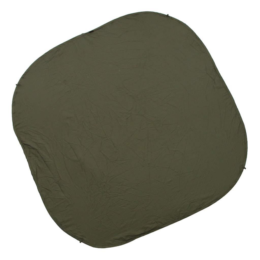 IPOTCH Tapis Pliable Fabriqué en Polyester de Qualité Supérieure pour Pique-Niques en Plein Air, Camping, Pêche et Plage Pêche et Plage