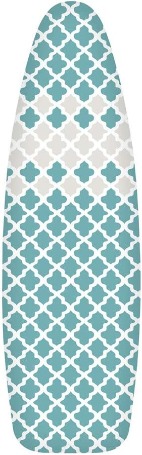 SHERWOOD Adjustable Ironing Board Cover Scorch Resistant Padded Extra Thick Padding 15.7x 50 Bubble