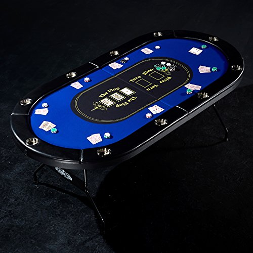 Barrington texas holdem poker table for 10 players with for 10 player poker table