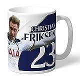 Tottenham Hotspur Official Personalized Eriksen Autograph Mug - FREE PERSONALISATION