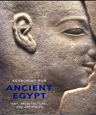 Searching for Ancient Egypt Dallas Museum of Fine Arts Exhibit Catalog 1997