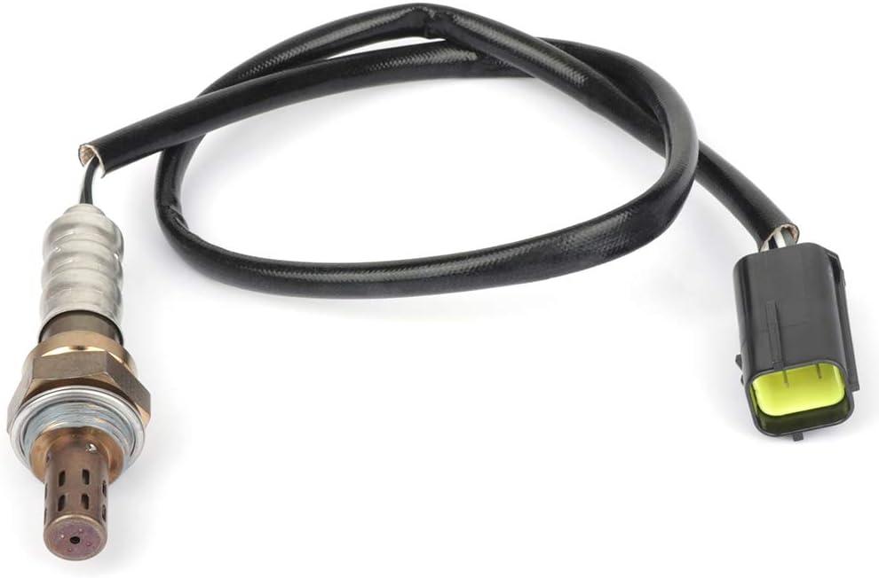 ECCPP Oxygen O2 Sensor Upstream or Downstream Fit for 234-4121 234-4380 2008-2012 Infiniti EX35 2001-2003 Kia Rio 2001-2002 Mazda Millenia