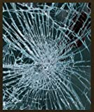 76cm x 2 Metre Clear Safety & Security Window Film (Anti Shatter Glass Protection)