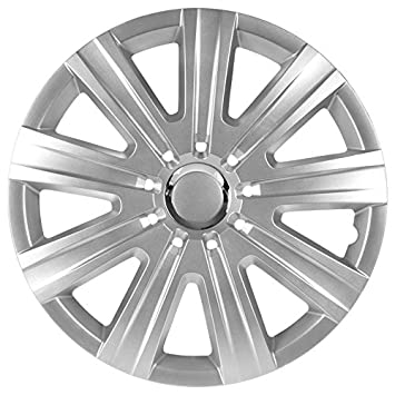 RENAULT MIDLUM EURO 514 Inch Magnum Pro Car Alloy Wheel Trims Hub Caps Set of 4: Amazon.co.uk: Car & Motorbike