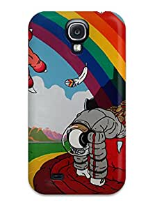 Cute High Quality Galaxy S4 Psychedelic Case