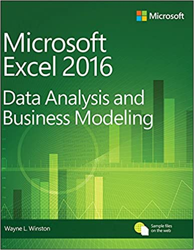 Microsoft excel data analysis and business modeling 5 wayne winston microsoft excel data analysis and business modeling 5 wayne winston ebook amazon fandeluxe Gallery