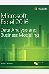 Microsoft Excel Data Analysis and Business Modeling Kindle Edition