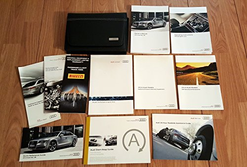 2014 Audi A8 / S8 Owners Manual