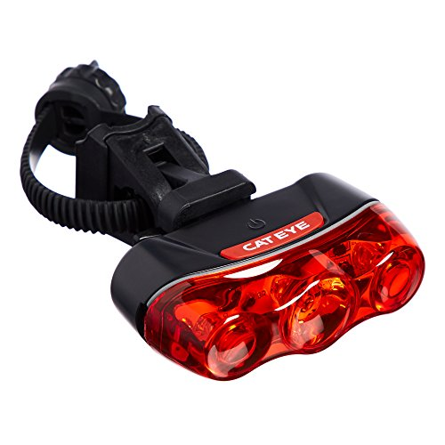 Cateye Led Rear Light Rapid 3