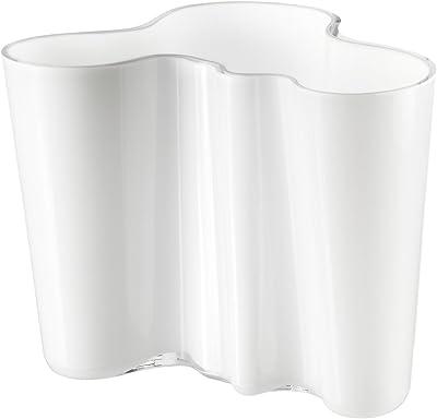 Iittala Aalto White Vase 160mm