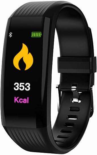 Deportivos Hombre y Sport Reloj y Sport Reloj Digital Reloj Watch Digital Reloj Fitness Bluetooth Bluetooth Deporte ...