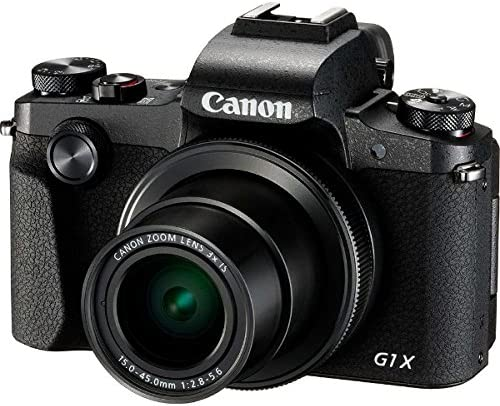 Canon EVF内蔵 PowerShot G1 X Mark III