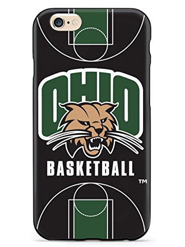 - Inspired Cases Ohio University Bobcats - Basketball Court Case for iPhone 6 Plus & 6s Plus