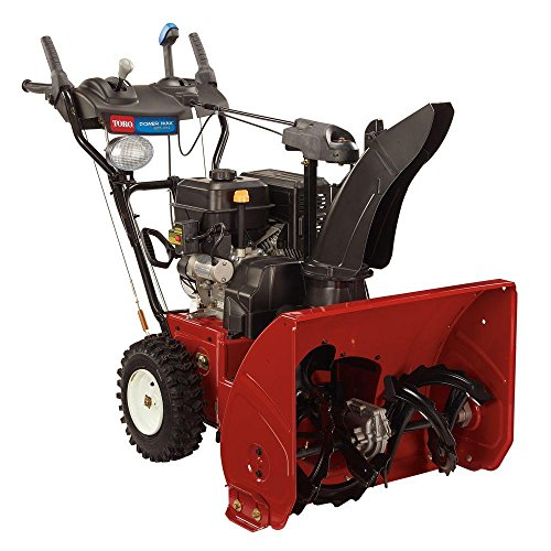 Toro Gas Snow Blower 26 in. Two-Stage with Power Max OXE Anti-Clogging System and Quick Stick