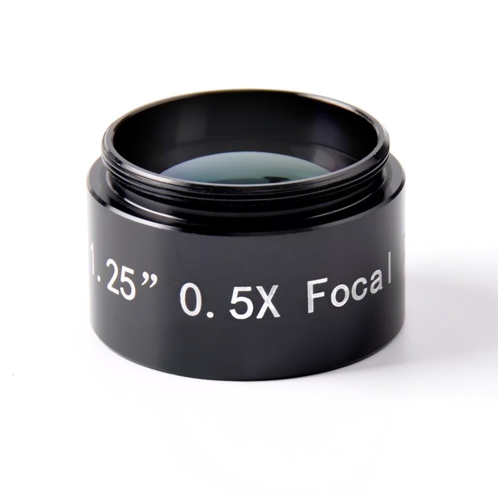 Solomark Multi-Coated 1.25' 0.5x Focal Reducer Telescope Eyepiece COMINU043517