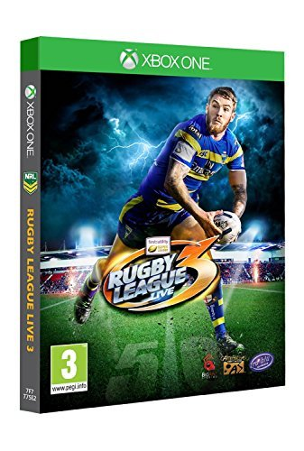 Rugby League Live 3 (Xbox One) (UK IMPORT) (Xbox 360 Games Rugby)