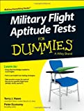 Military Flight Aptitude Tests For Dummies, Terry J. Hawn, Peter Economy, 0470600322