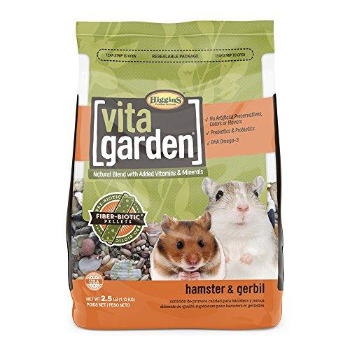 Higgins Vita Garden Hamster & Gerbil Food 51g8IMYi8dL